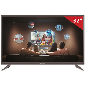 Smart Tv Led 32 S3900s Semp Tcl, Hd Hdmi Usb Com Wi-fi Inte