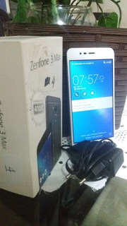 Smartphone Zenfone 3 Zc520 -sensor Digital - Usado