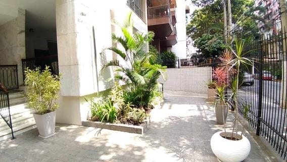 Apartamento Com 3 Dormitórios À Venda, 120 M²- Na Melhor Rua E Quadra Do Ingá - Niterói/rj - Ap1805