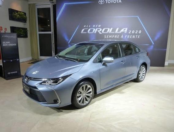 Toyota Corolla Xei Flex 2020 0km