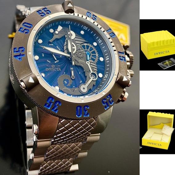 Relógio Invicta Lançamento Reserve Original.