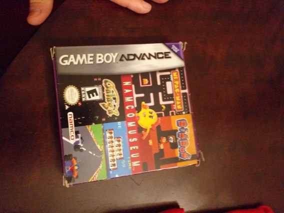 Namco Museum Game Boy Advance Completo