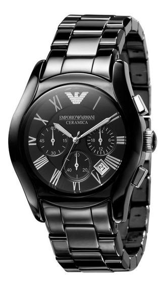 Reloj Original Caballero Marca Giorgio Armani Modelo Ar1400