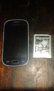 Samsung Fame Duos Para Respuesto... No Prende Gt-6792l
