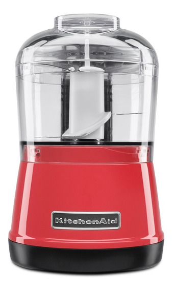 Mini Processador De Alimentos Empire Red