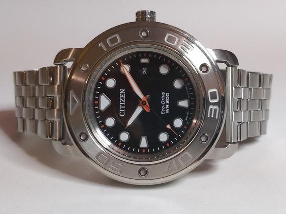 Reloj Citizen Eco-drive - Hombre, Doble Pulsera Caja De 46mm