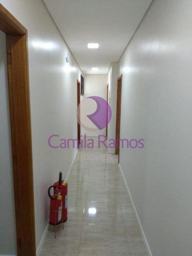 02 Salas Para Alugar - Centro - Suzano/sp - Sa0070 - 68334083