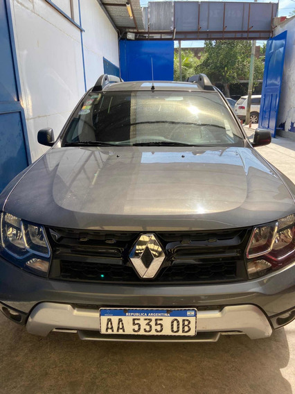 Renault Duster 1.6 Ph2 4x2 Privilege 110cv 2016 Gnc
