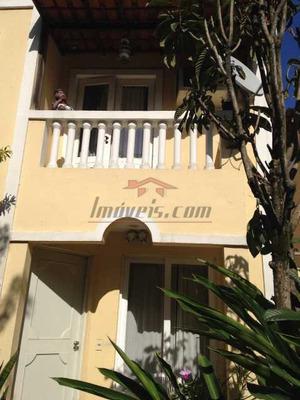 Casa Em Condomínio-à Venda-recreio Dos Bandeirantes-rio De Janeiro - Pecn40025