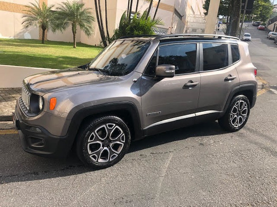 Jeep Renegade Longitude 1.8 Aut 2016