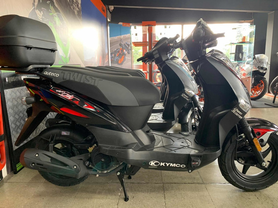 Kymco Twist City 125 Facil De Manejar