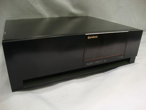 Gradiente F-075 Porta Fitas Cassete Radio Antigo Anos 90 Ap2