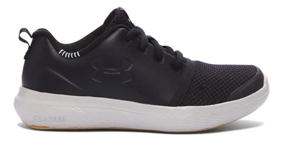 Tenis Under Armour Charged 24/7 En Piel Gym/correr Original