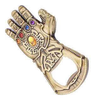 Destapador De Botellas Guante Thanos Endgame Infinity War Dr