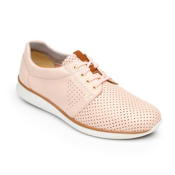 Tenis Zapato Flexi 28206 Rosa