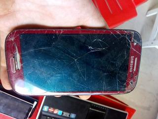 Galaxy S3 Retirar Peças