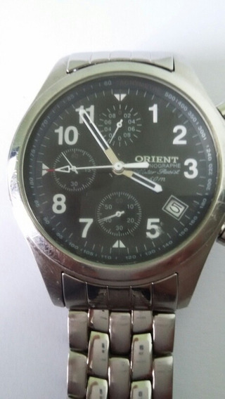 Relógio Orient Chrongraphe-water-resist (525h)