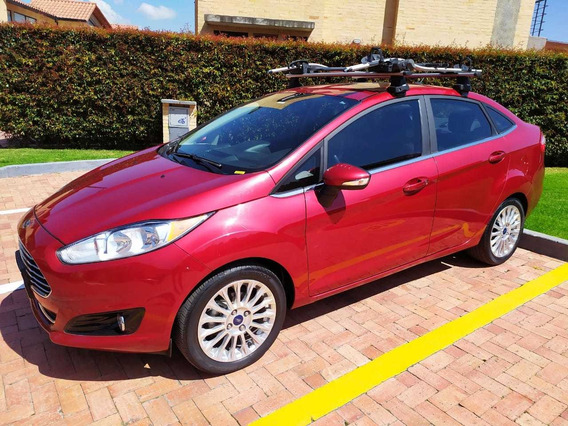 Ford Fiesta Sedan Titanium Automatico
