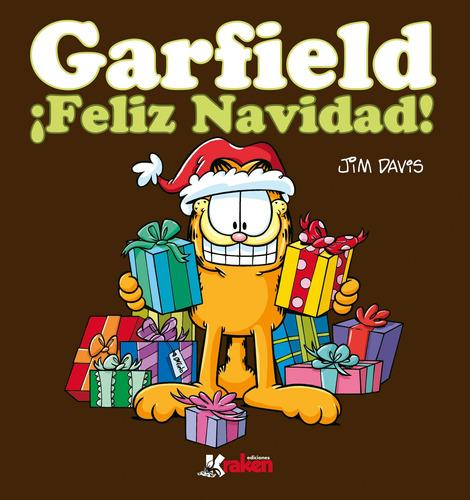 Garfield Feliz Navidad, Jim Davis, Kraken