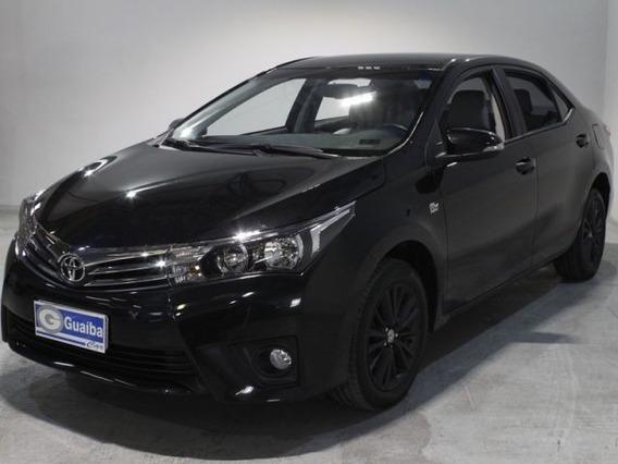 Toyota Corolla Xei 2.0 16v Flex, Fvc1357