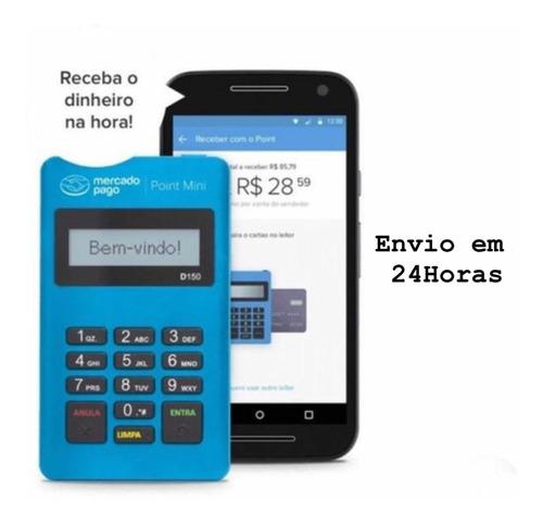 Maquina De Cartão Maquininha Point Mini Mercado Pago Em24hrs