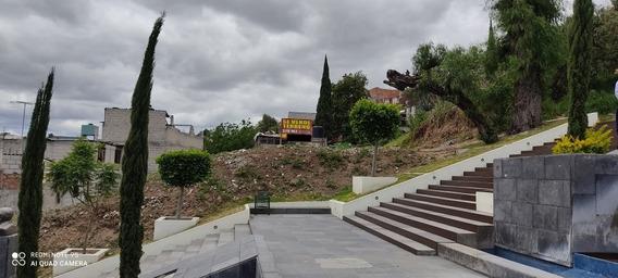 Terreno En Escalinatas Tlaxcala.