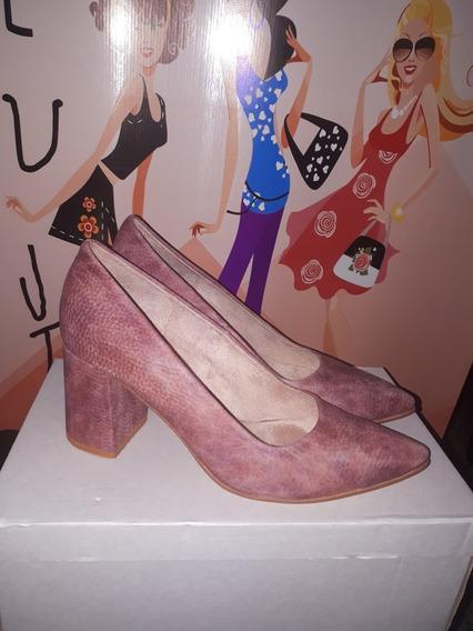Zapatos Stilettos Mujer