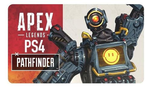 Apex Legends Pathfinder Edition De Ps4