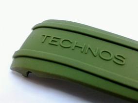 Pulseira Technos T200af Verde - Somente Para T200af