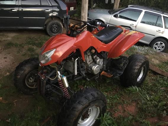 Honda Quadriclo Usado 200cc