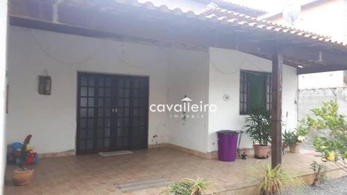 Casa Residencial À Venda, Centro, Maricá. - Ca3128