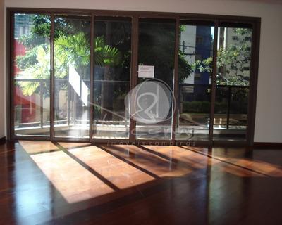 Apartamento A Venda No Cambuí Em Campinas - Ap01825 - 4703406