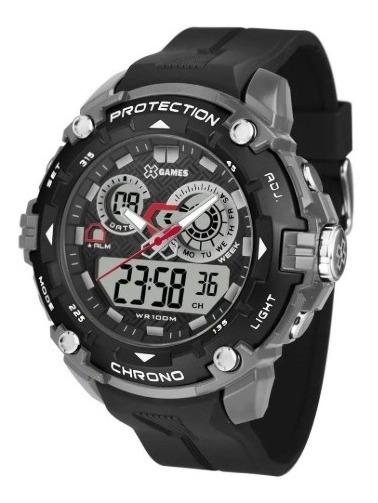 Relógio X Games Masculino Xmppa273 Bxpx Esportivo Anadigi