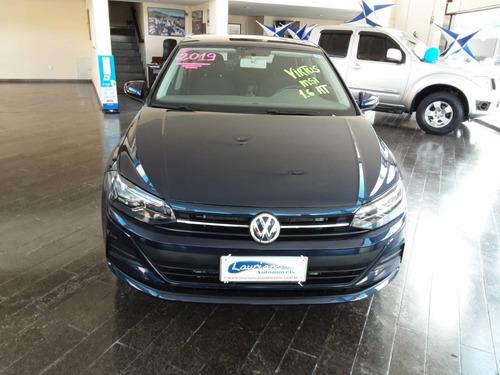 Imagem 1 de 14 de Volkswagen Virtus 1.6 Msi Total Flex Automático
