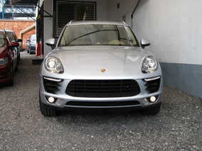 Como Nueva Porsche Macan Unico Dueño