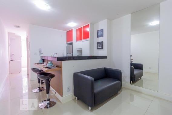 Apartamento Para Aluguel - Setor Noroeste, 1 Quarto, 34 - 893112859