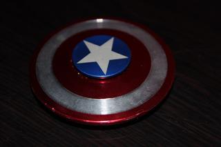 Spinner De Capitán America