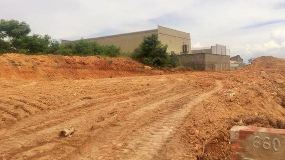 Terreno Industrial À Venda, São Luiz, Americana. - Te0002