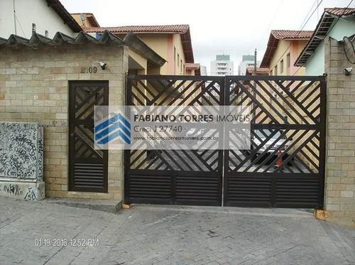 Apartamento Para Venda Em São Bernardo Do Campo, Parque Dos Passaros., 2 Dormitórios, 1 Banheiro, 1 Vaga - 1960_2-959673