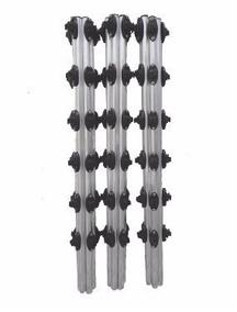 Haste Industrial Cerca Elétrica (6 Isoladores W) 50 Unidades