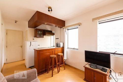 Apartamento Para Aluguel - Consolação, 1 Quarto,  35 - 893347093