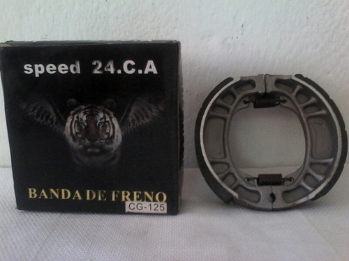 Bandas Freno Trasero Gn125 Leon 150 Jaguar 200 Hj125 Md