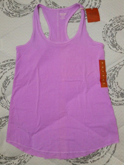 Playera Mossimo Target Mujer Sin Mangas Tallas Y Colores