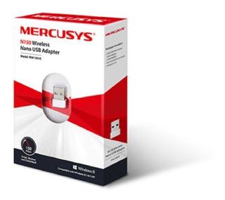 Mercusys Nano Usb Adapter N150 Wireless Mw150us