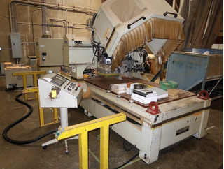 Router Cnc Andi Stratos Wfd 4x8