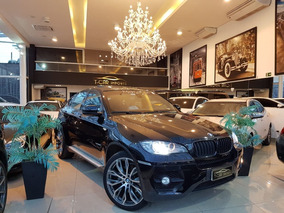 Bmw X6 4.4 50i Coupe V8 2010 Blindado Unico Dono