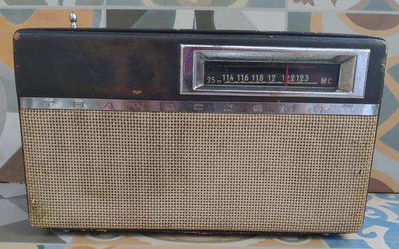Rádio Am Telespark Transcosmos Para Arrumar