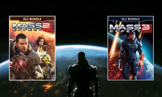 Mass Effect 2 E 3 Dlc Bundle - Ps3 (digital)