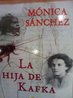 La Hija De Kafka Monica Sanchez Anden Editorial
