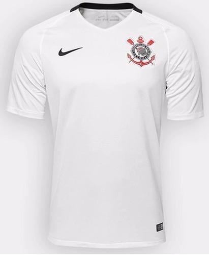da1308cd33 Camisa Corinthians 2016 Times Brasileiros Masculina - Camisas de ...